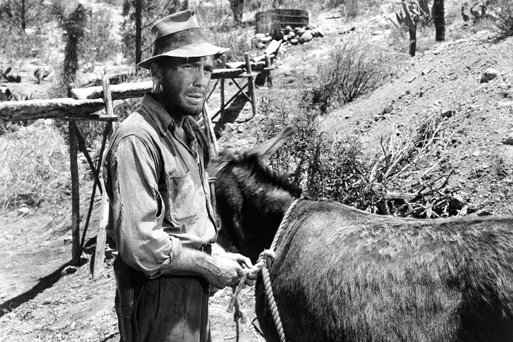 Fred C. Dobbs (Humphrey Bogart)