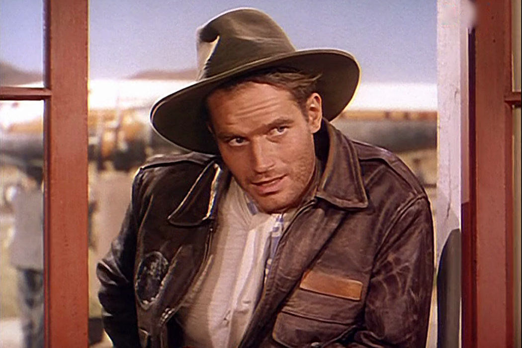 Harry Steele (Charlton Heston)