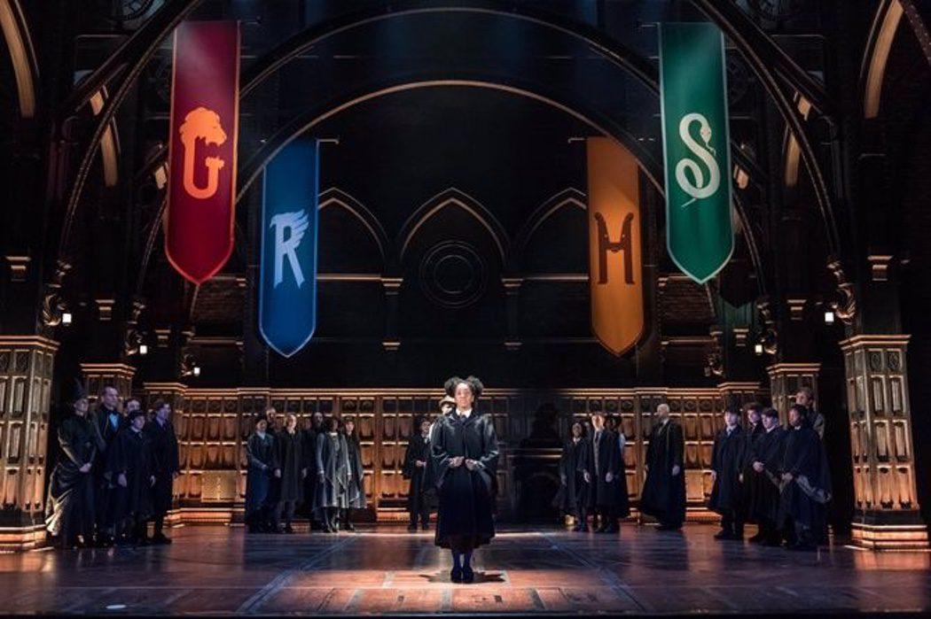 Interior de Hogwarts