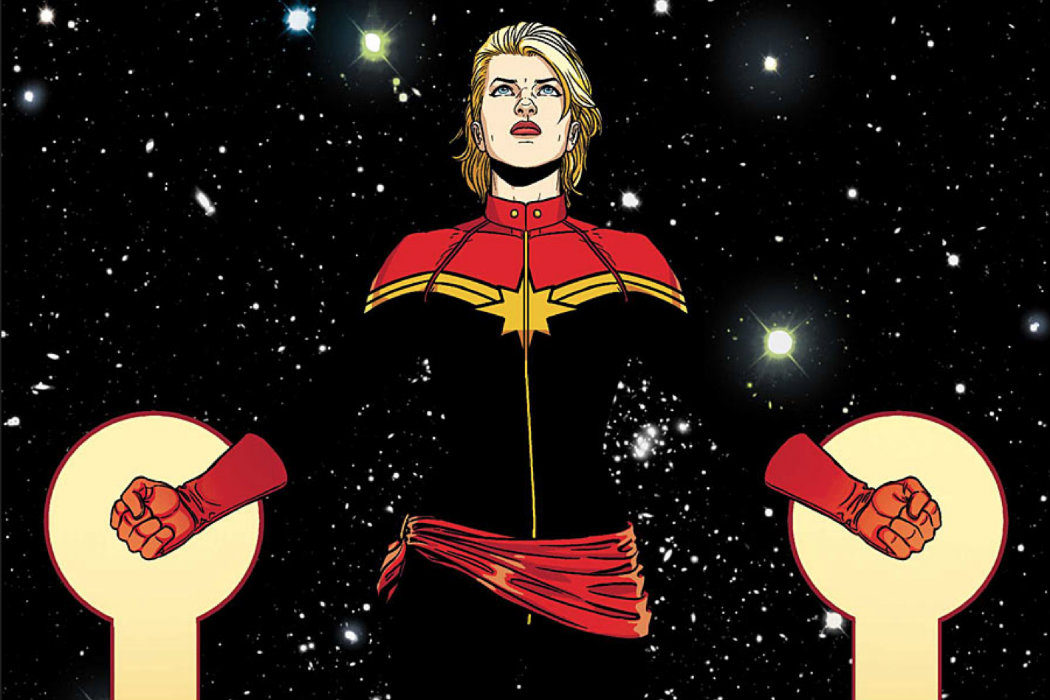 ¿Quién es Capitán Marvel?