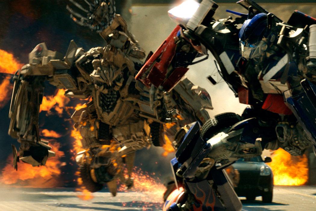 'Transformers 3: El lado oscuro de la luna'