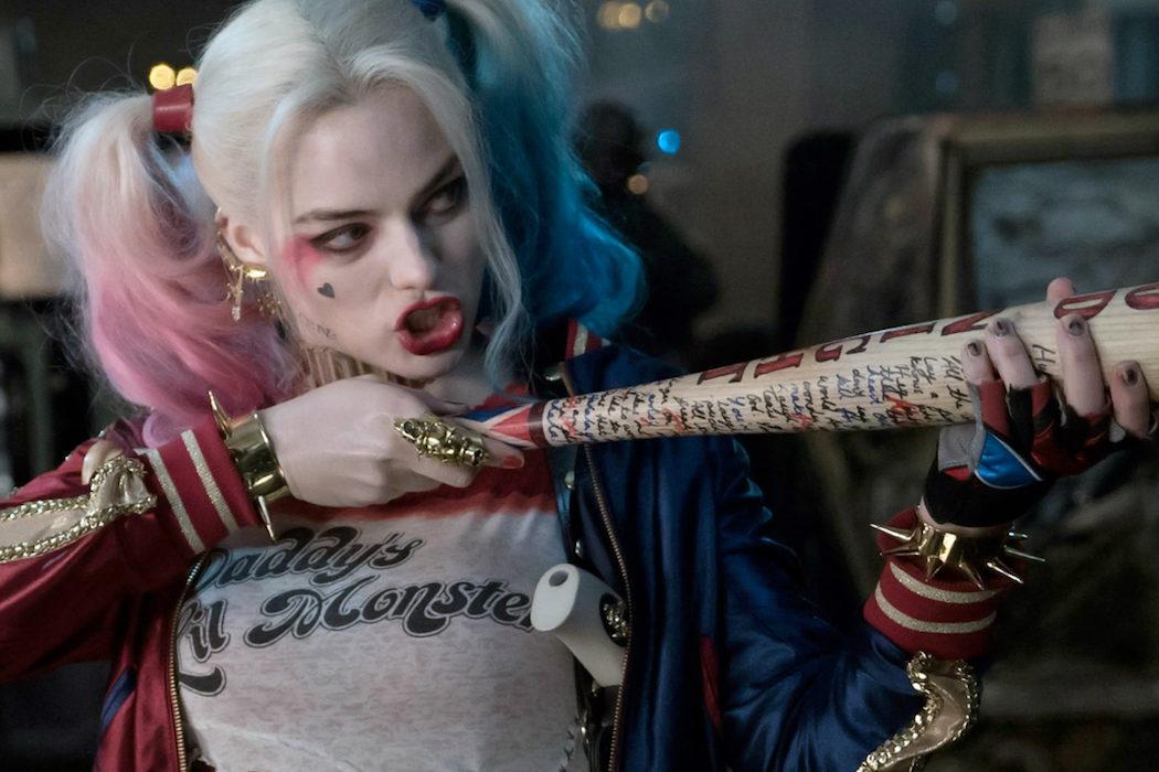 Sí: Harley Quinn y Margot Robbie