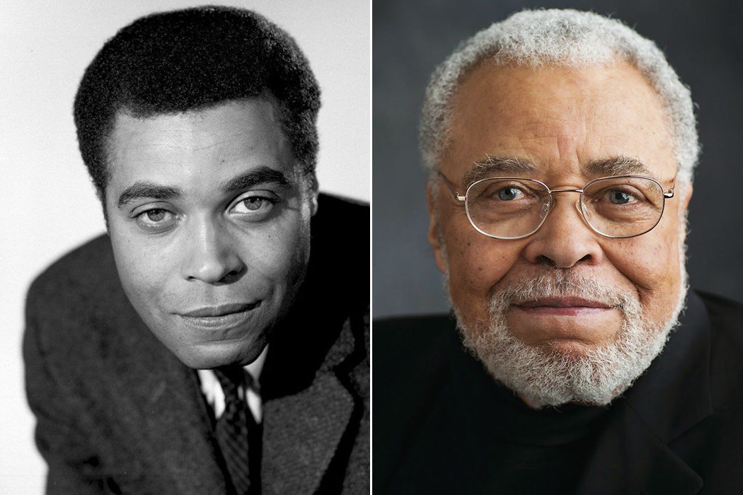 James Earl Jones (voz Darth Vader)