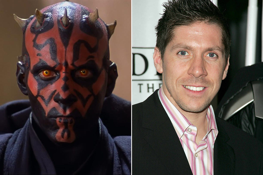 Ray Park (Darth Maul)