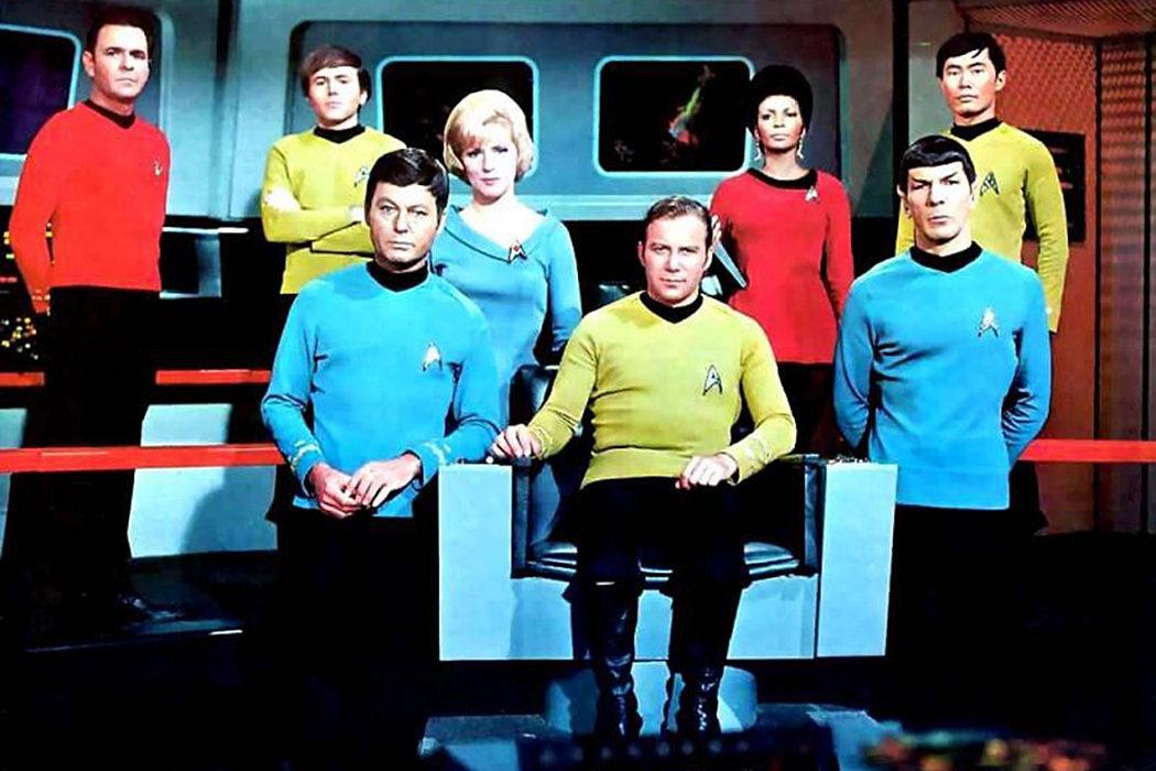 'Star Trek': La tripulación original