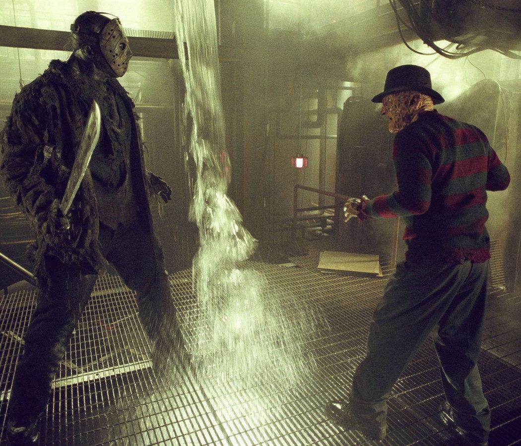 'Freddy contra Jason'