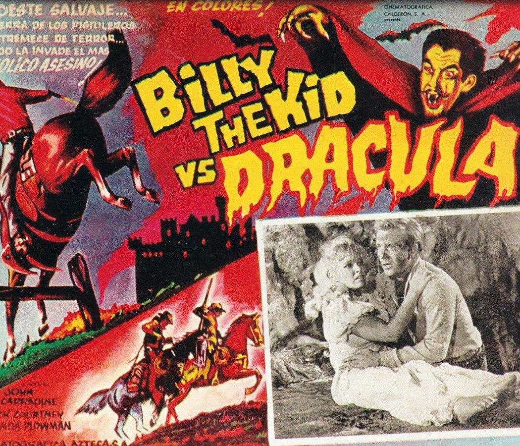 'Billy el niño contra Drácula'