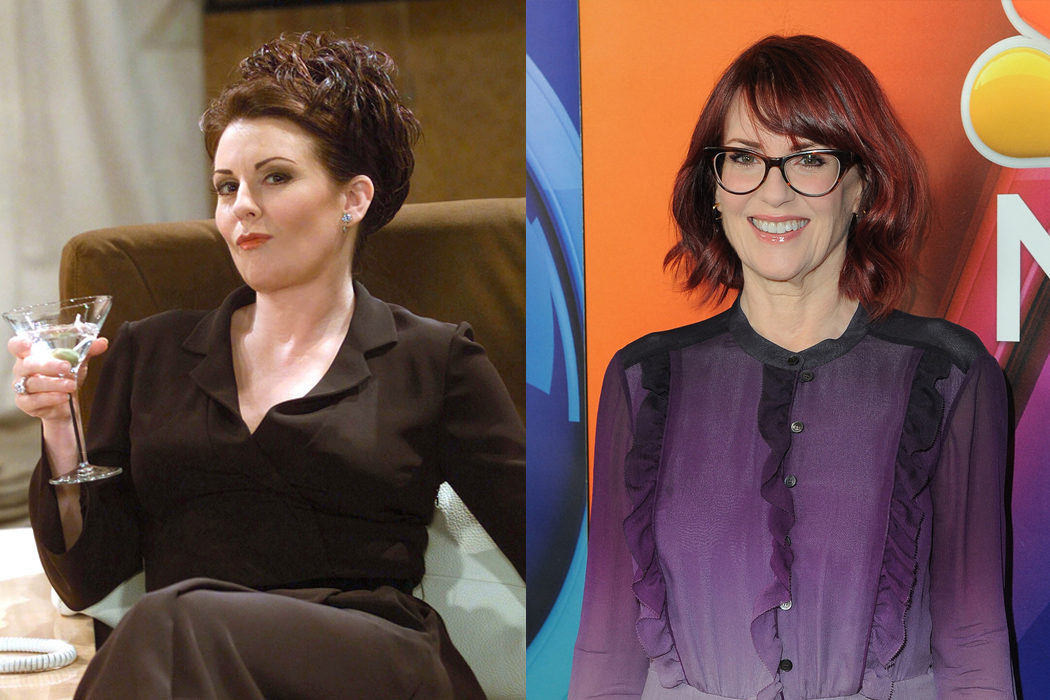 Megan Mullally (Karen Walker)