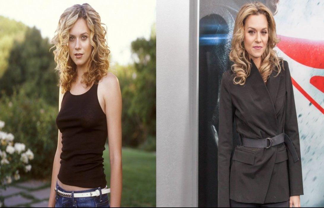Hilarie Burton (Peyton Sawyer)