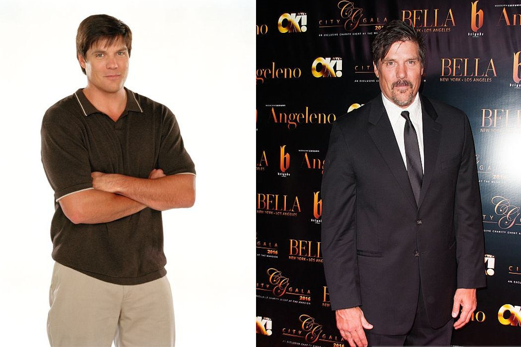 Paul Johansson (Dan Scott)
