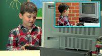 Los niños reaccionan al VHS