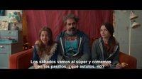 Tráiler con subtítulos en español 'Una familia peculiar'