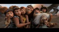 Clip exclusivo 'Los Croods'