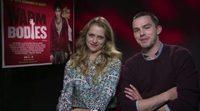 Saludo de Nicholas Hoult y Teresa Palmer 'Memorias de un zombie adolescente'