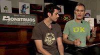 Entrevista a José Ramos y Juan Carlos Navarro, animadores de 'Monstruos University'