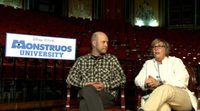 Entrevista a Dan Scanlon y Kori Rae, de 'Monstruos University'