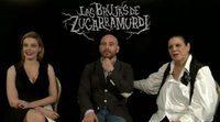 Entrevista a Carolina Bang, Jaime Ordóñez y Terele Pávez, de 'Las brujas de Zugarramurdi'