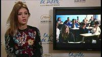 Entrevista a Adèle Exarchopoulos, de 'La vida de Adèle'