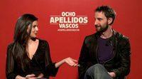 Entrevista a Clara Lago y Dani Rovira, 'Ocho apellidos vascos'