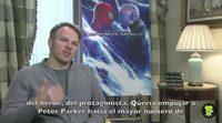 Entrevista a Marc Webb, 'The Amazing Spider-Man 2: El poder de Electro'