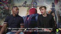 Entrevista a Jamie Foxx y Dane DeHaan, 'The Amazing Spider-Man 2: El poder de Electro'
