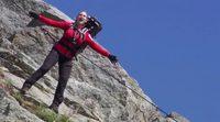 Kate Winslet repite la escena de 'Titanic' en la montaña